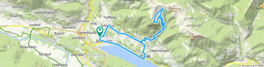 3-Hütten-Tour ab Seeboden