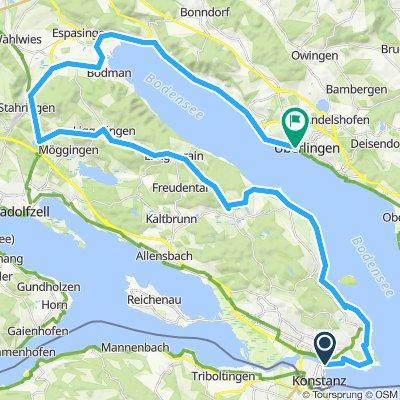 Konstanz – Überlingen