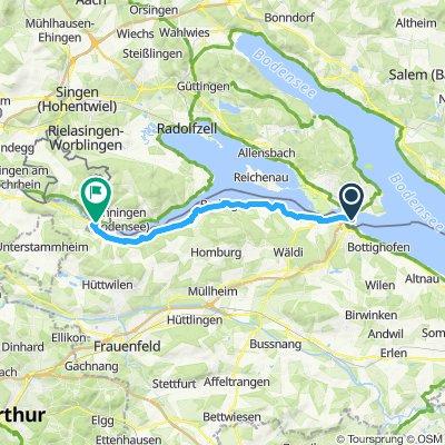 Kreuzlingen/Konstanz – Stein am Rhein