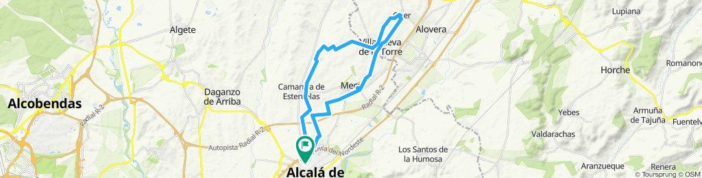Alcalá Meco Quer Camarma