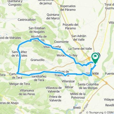 Fuente encalada Camarzana