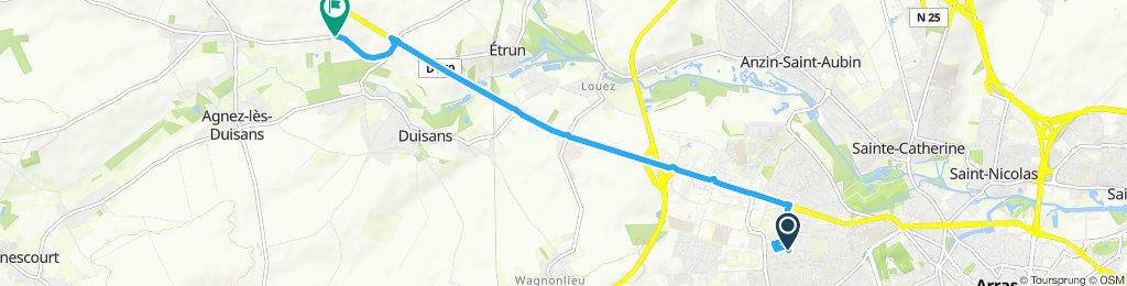 Facile à conduire Izel-lès-Hameau