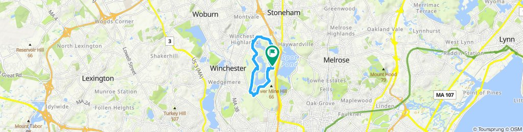 Winchester Cycling