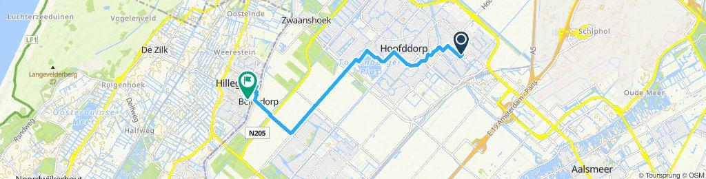 Hoofddorp Hillegom