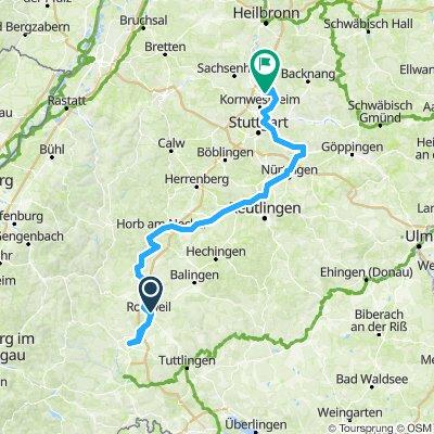 Neckar Stage 1