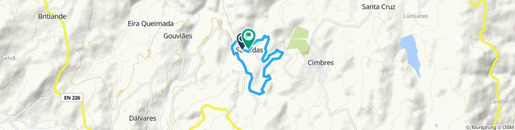 Caminhadas 2019 - Monges De Cister- Salzedas