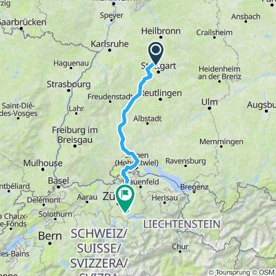 Autobahn - Julier - Part 1