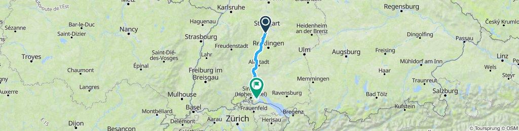 Tour de Bodensee