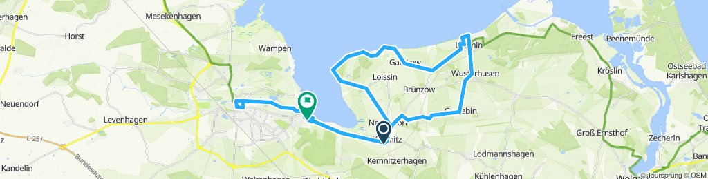 Greifswalder Bodden und Hansestadt Greifswald