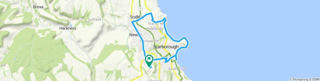 Easy ride in Scarborough