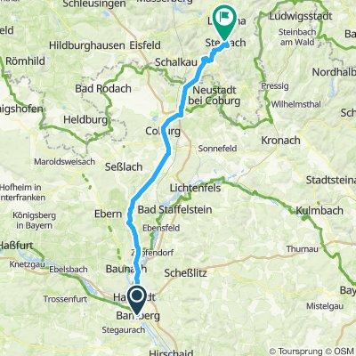 Bamberg Steinach
