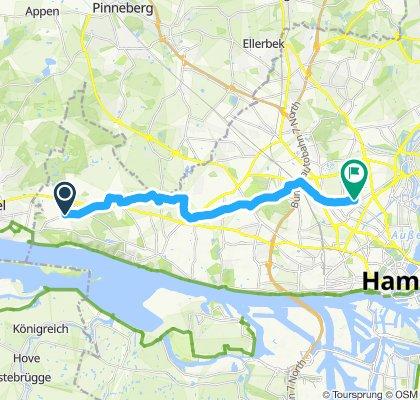 Commute Feldmark