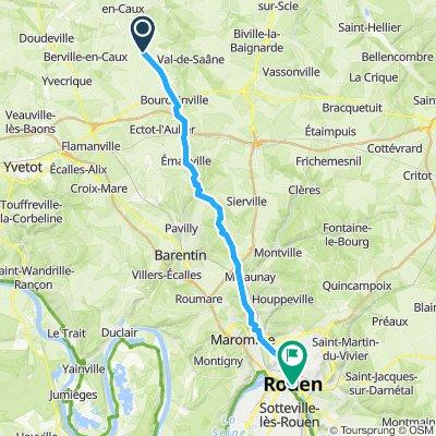 2.Lindebeuf to Rouen