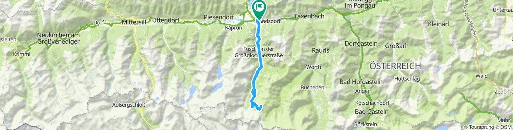 2) Edelweißspitze - 2571 m.