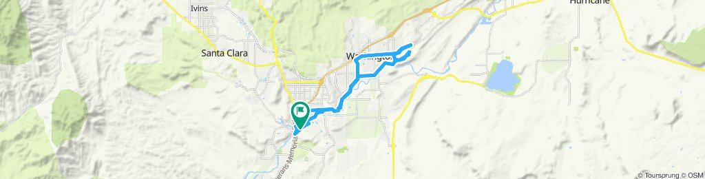 Den's WebbHill-Washington Loop