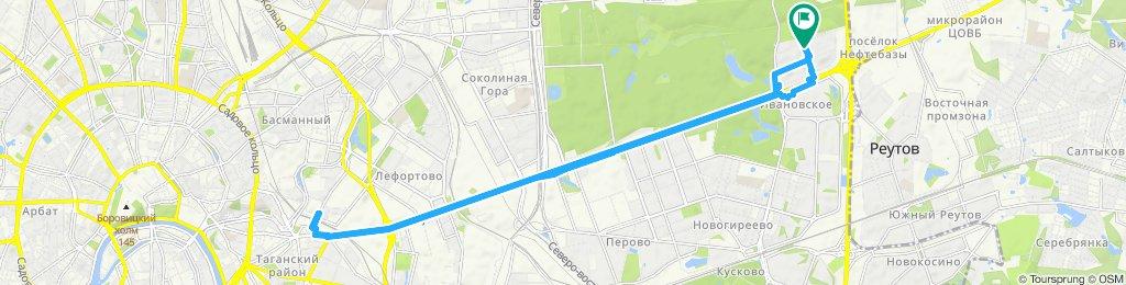Велоездка на КТ в госпиталь + подрабокта вечером на районе 07 08 2019