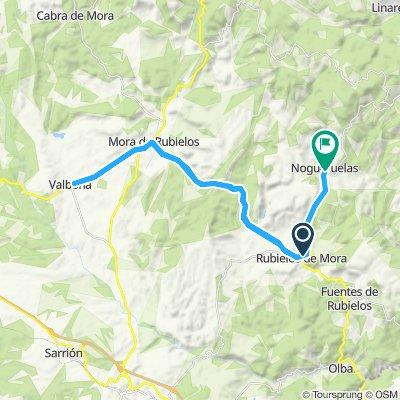 Nogueruelas/ Vallbona/ Nogueruelas