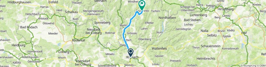 Kronach -Teuschnitz