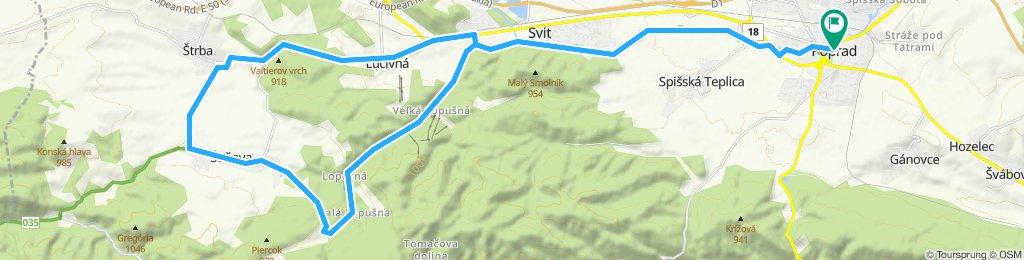 Auf eine Pizza nach Sunava