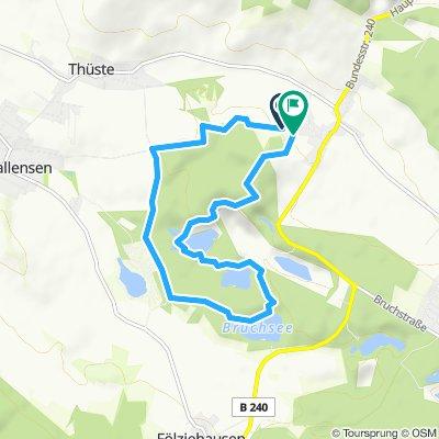 Weenzen Seenrunde (8,5km)