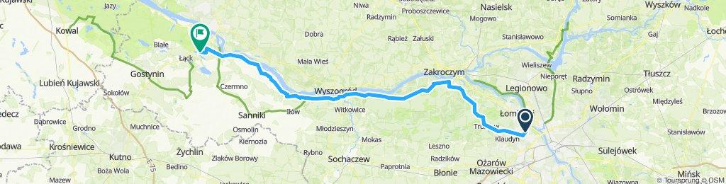 Grabina - Wawa - asfalt