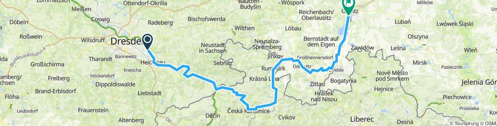 Dresden - Görlitz
