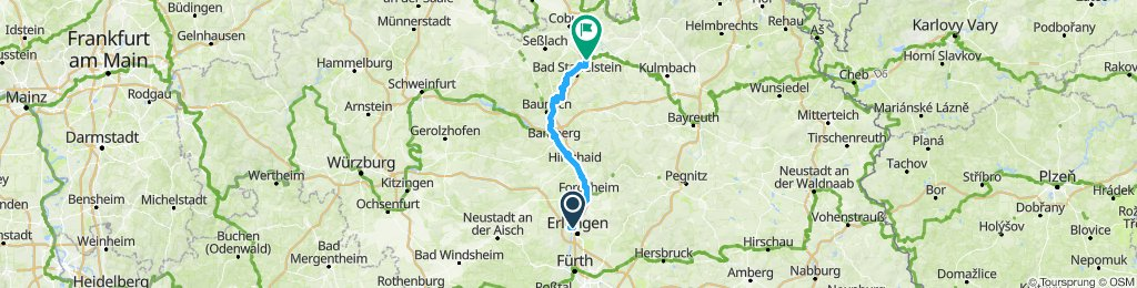 Erlangen Lichtenfels