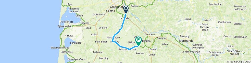La Bréde - Villandraut