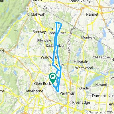 DAN BTH 3rd: 20 mile