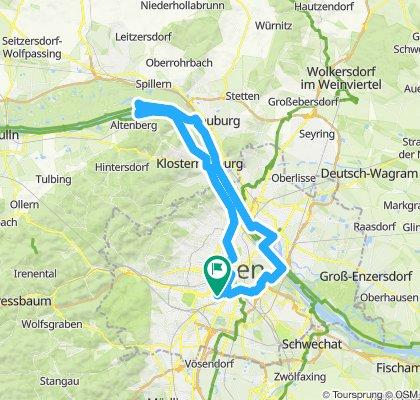 Sonntagsfahrt 60km