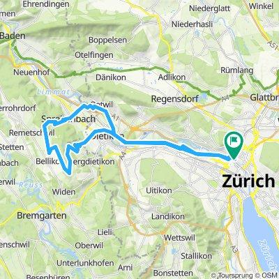 Kindhausen/Heitersberg