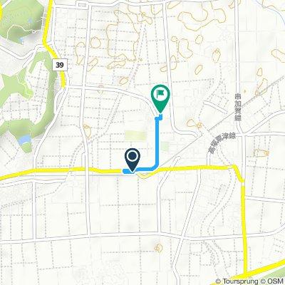 Yamashiro route