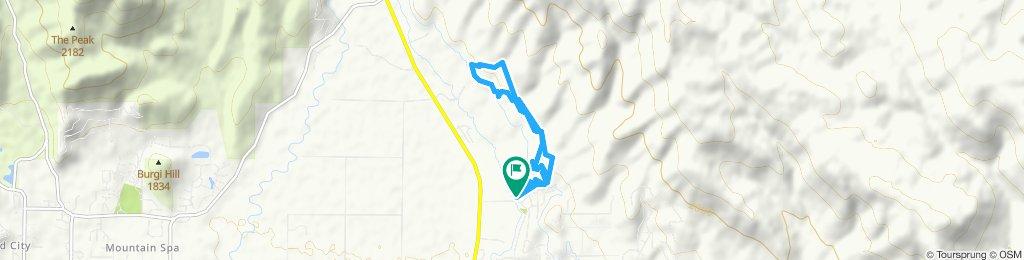 4.5 mile fun
