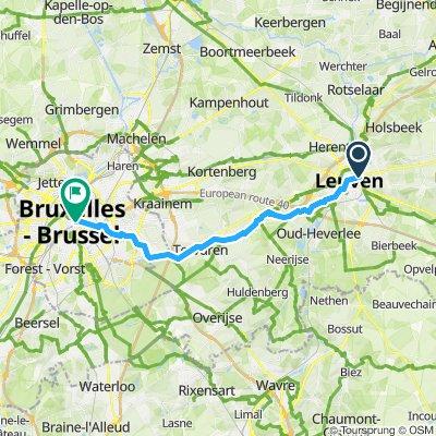 Leuven - Bruxelles