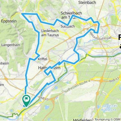 FSF Hinterland Hofheim - Kelkheim - Frankfurt