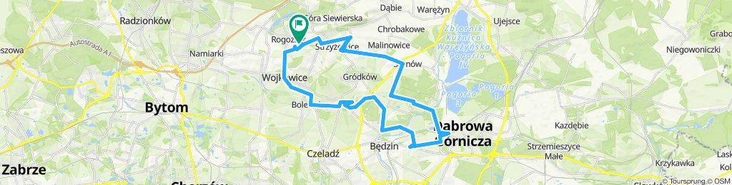 Rogoźnik - Dąbrowa Górnicza - Rogoźnik