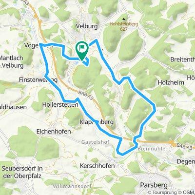 Altenveldorf Roundtour 2 Std.