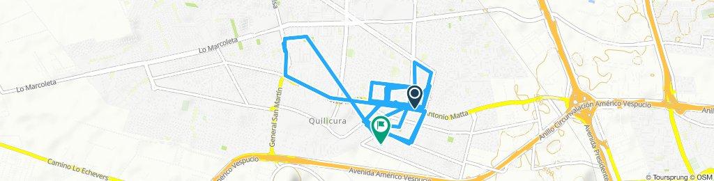 segunda ruta