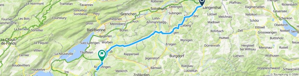2.Bützberg-Wengi+ Lyss-Aarberg-Niederried