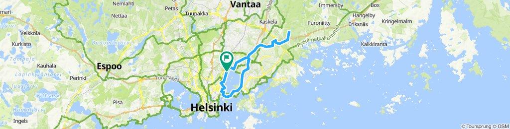 Viikinranta – Storträsk