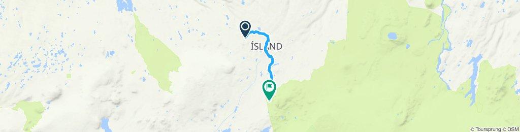 Icelandic Traverse: Day 3 - Sans RCs
