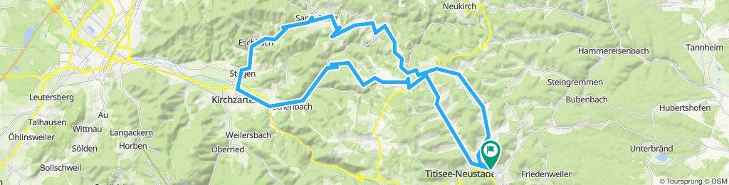 Neustadt - St.Peter - Kirchzarten