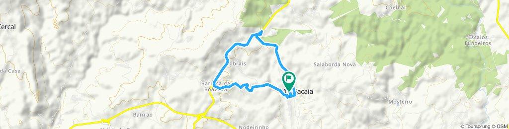 Vila Facaia barraca
