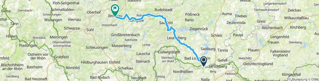 2019-08-11: Blankenstein - Ilmenau