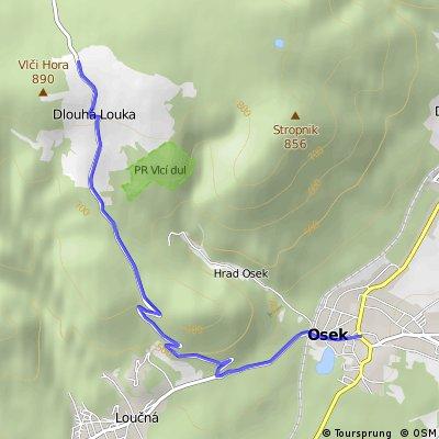 Best Off Erzgebirge > Osek - Loucna