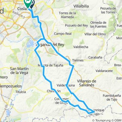 20190815  Perales Villamanrique Chinchón