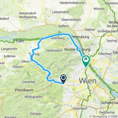 60 km circuit Vienna