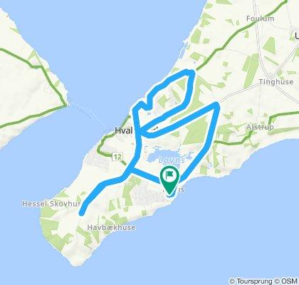 Easy ride in Farsø