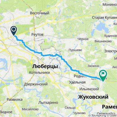 Новогиреево - Хрипань 2
