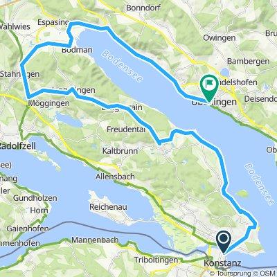 Konstanz-Ludwigshafen-Überlingen